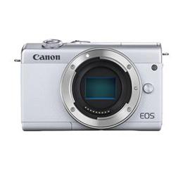 CANON EOS M200 ボディ [ホワイト] ※撮ってもHAPPYキャンペーン 2020/10/06迄