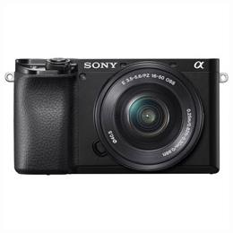 Sony α6100 ILCE-6100L パワーズームレンズキット [ブラック]