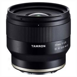 TAMRON 20mm F/2.8 Di III OSD M1:2 (Model F050)