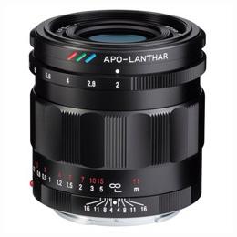 コシナ フォクトレンダー APO-LANTHAR 50mm F2 Aspherical