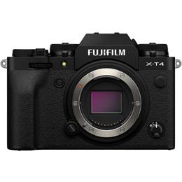 富士フイルム FUJIFILM X-T4 ボディ [ブラック]