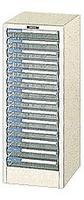 【送料無料B】ナカバヤシ A4-14P フロアケ-ス A4 浅型 14段 書類ケース 書類棚