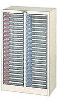 【送料無料B】ナカバヤシ A4-36P フロアケ-ス 2列 書類ケース 書類棚