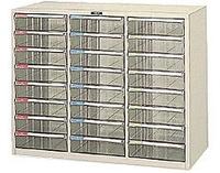 【送料無料B】ナカバヤシ B4-M724P フロアケ-ス B4 M8段 3列 書類ケース 書類棚