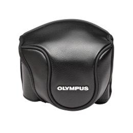オリンパス 革カメラケース CSCH-118 BLK /OLYMPUS CSCH-118 BLK
