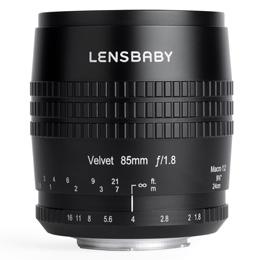 Lensbaby レンズベビー Velvet 85  キヤノンEF