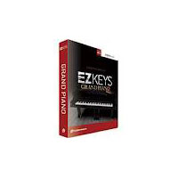 【送料無料B】クリプトン・フューチャー・メディア EZ KEYS - GRAND PIANO EZKEY