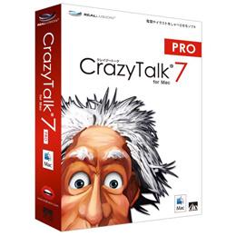 送料無料B AHS CrazyTalk ランキングTOP10 7 for Mac 蔵 PRO