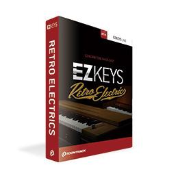 【送料無料B】クリプトン・フューチャー・メディア EZ KEYS - RETRO ELECTRICS EZKRES
