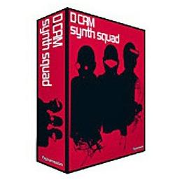 メディア・インテグレーション DCAM: Synth Squad FPDCAMSS