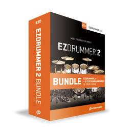 クリプトン・フューチャー・メディア EZ DRUMMER 2 BUNDLE TT053