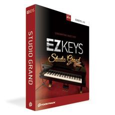 クリプトン・フューチャー・メディア EZ KEYS - STUDIO GRAND / BOX TT338