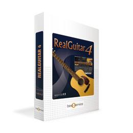 クリプトン・フューチャー・メディア REAL GUITAR 4 / BOX RG4