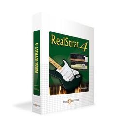 クリプトン・フューチャー・メディア REAL STRAT 4 / BOX RS4