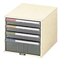 ナカバヤシ レターケース 机上 書類収納 A4サイズ LC-4P
