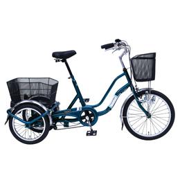 【送料無料】ミムゴ SWING CHARLIE2 三輪自転車E/20インチ MG-TRW20E 【北海道・沖縄・離島配送不可】