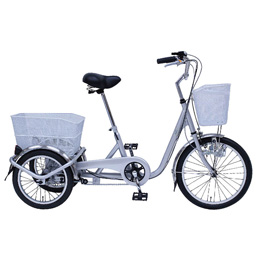 ミムゴ SWING CHARLIE 三輪自転車E / 20インチ三輪自転車 MG-TRE20E 【北海道・沖縄・離島配送不可】