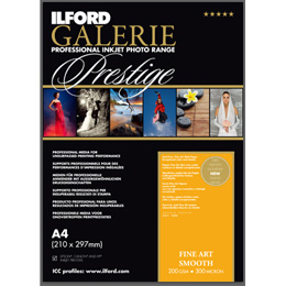 ILFORD GALERIE Prestige Fine Art Smooth 200gsm 1118mm(44