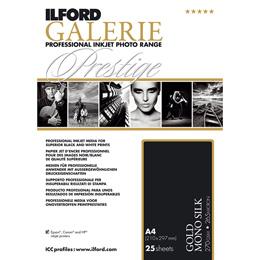 ILFORD Galerie Prestige Gold Mono Silk A3+ 25枚