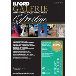 ILFORD Galerie Prestige Fine Art Textured A3+ 25枚