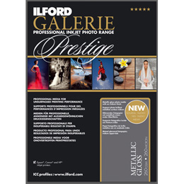 ILFORD GALERIE Prestige Metallic Gloss A3+ 50枚