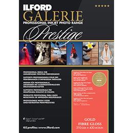 ILFORD GALERIE Prestige Gold Fibre Gloss A3+ 25枚