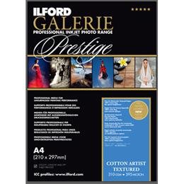 ILFORD GALERIE Prestige Cotton Artist Textured A3+ 25枚