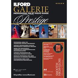 ILFORD Galerie Prestige High Gloss A3+ 25枚