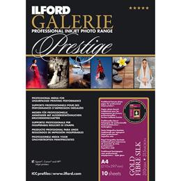 ILFORD Galerie Prestige Gold Fibre Silk A3+ 10枚