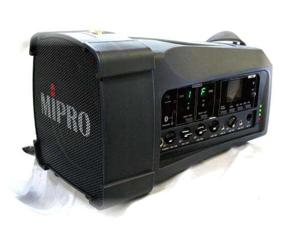 代引不可 プロ用 代引不可 Mipro プロ用 MA-100SB 肩掛け型ワイヤレスアンプ PAシステム MA-100SB 受信機1台装備, 愛媛ペレキャット:e3a7c94c --- odigitria-palekh.ru