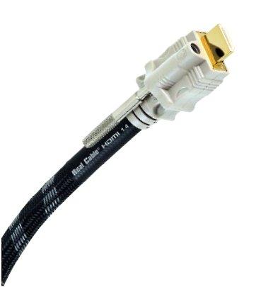ハイエンドHDMIケーブル Real Cable SafeLock INFINITE 15m HDMI1.4