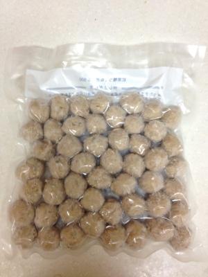 買物 ストア 簡単便利 解凍するだけ ケース販売 業務用に 紅茶鴨つくねボール コックフーズ 500g×20袋