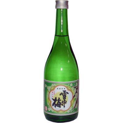 雪中梅 せっちゅうばい (普通酒720ml)