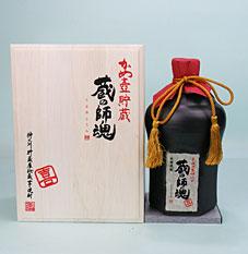 【誕生日】【ギフト】【お中元】蔵の師魂 喜 芋720ml
