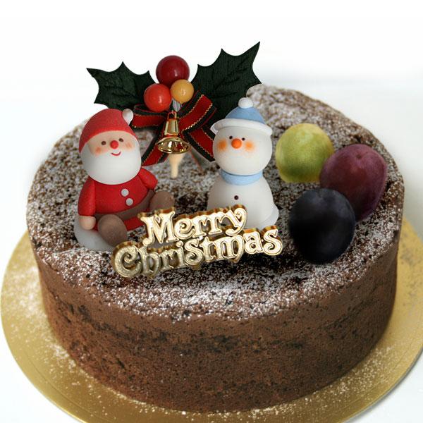 Arancia Mica Male Merry Christmas For Chocolate Christmas Cake