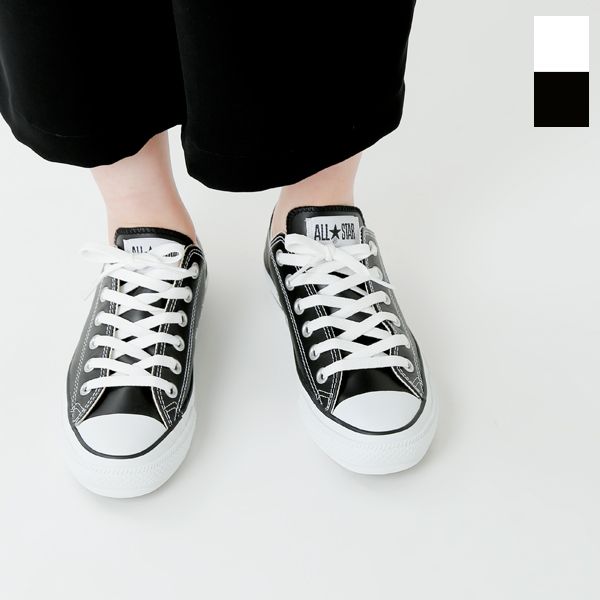 【クーポン対象】【海外出荷不可】CONVERSE(コンバース)レザーオールスター lea-allstar-ox-mk 【サイズ交換初回無料】