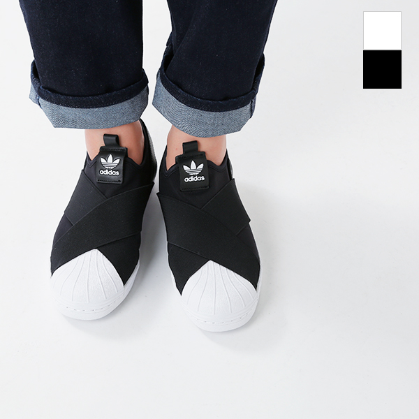 Superstar slip-on sneakers adidas azryWF