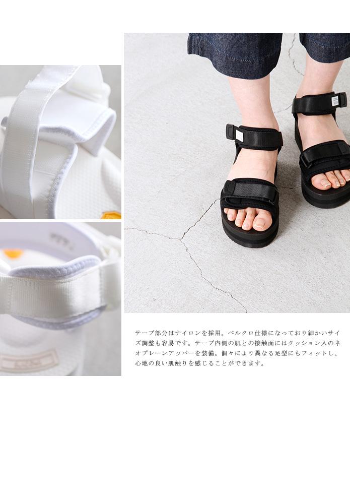 d219490f55a0 aranciato  SUICOKE (Sui cook) tape belt sandals cel-vpo-og-064vpo-tr ...