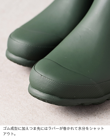 THE NORTH FACE (North Face) side Gore rain boots