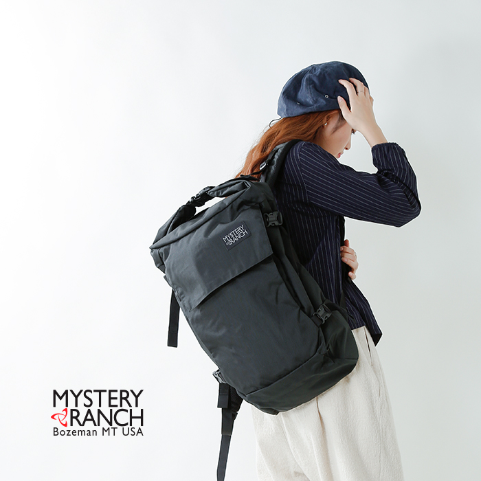 MYSTERY RANCH (mystery lunch) street then backpack