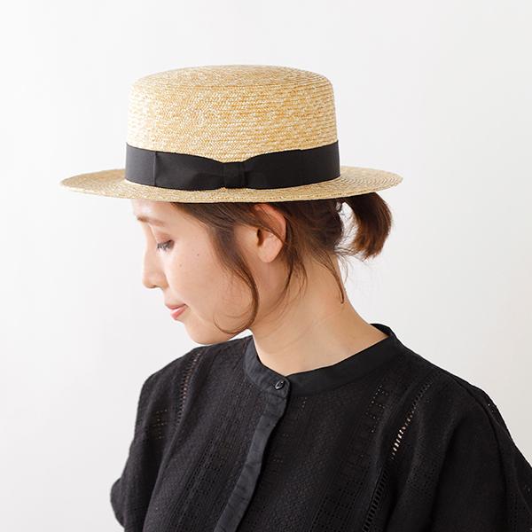 【最大56倍】 Chapeaugraphy (シャポーグラフィー) 213-mm リネンベレー帽 【2018ss新作】