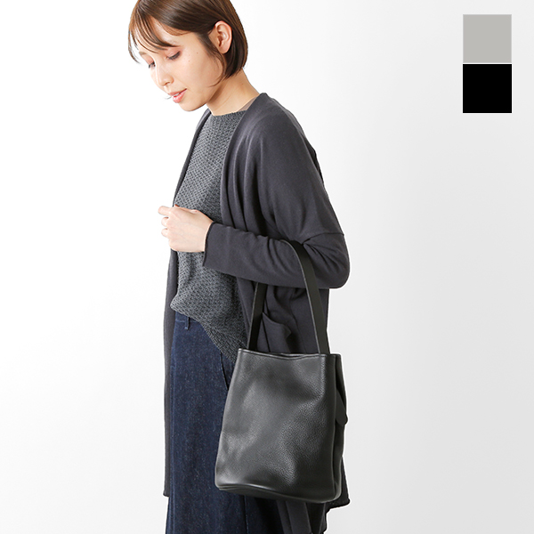 """【ラクーポン対象】【2019ss新作】mnoi(ムノイ)カウレザーショルダーバッグ""""C bag"""" c-bag-tr"""