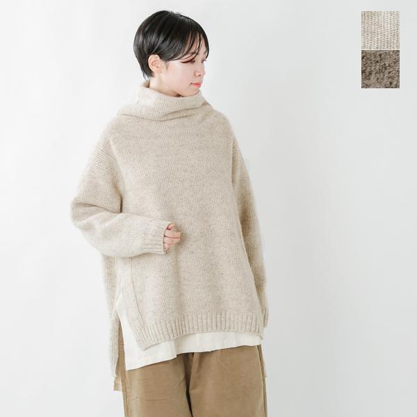 対象外 2020aw新作 unfil アンフィル カシミヤネップオーバーサイズセーター wzfl-uw126-fn 非売品 夏祭り 一番売れた*** 割引セール 喜寿祝
