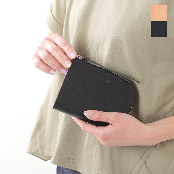 """【☆】【最大33倍】LORENA(ロレナ)カウレザーL字ジップミニウォレット""""Remi Mini Wallet"""" 53203-3-01604-yn"""