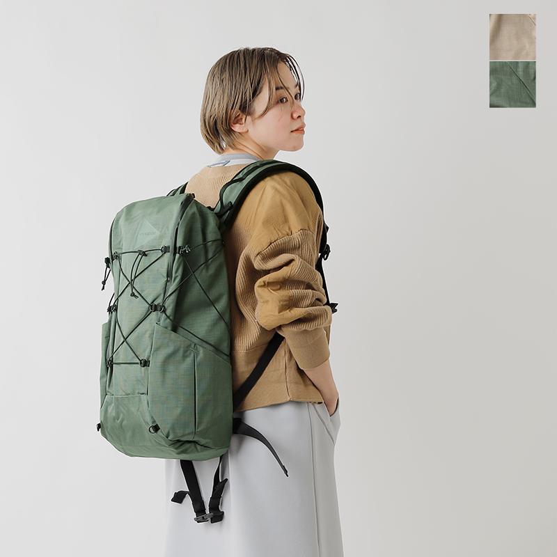 【☆】【最大33倍】and wander(アンドワンダー)ヘザーバックパック 574-0985004-yh