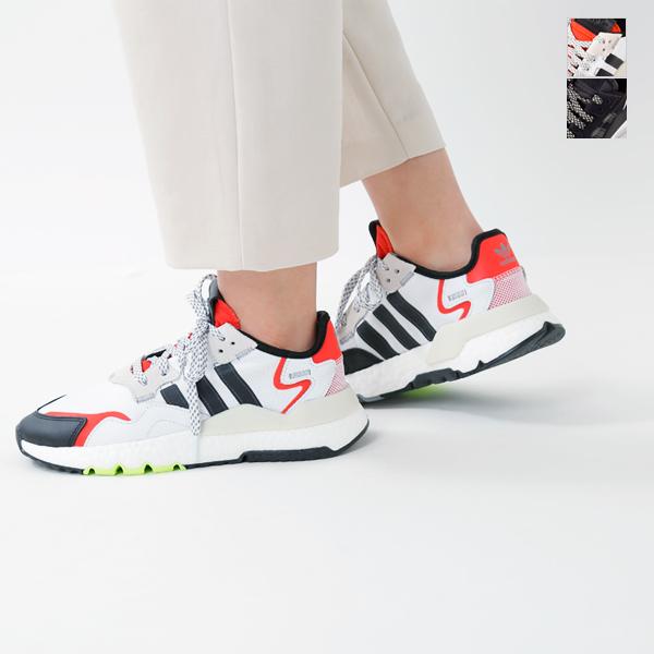 """【☆】【最大33倍】【2020ss新作】adidas Originals(アディダス オリジナルス)リフレクティブランニングスニーカー""""NITE JOGGER"""" nite-jogger-mm"""