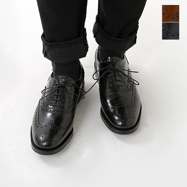 "aranciato | Rakuten Global Market: ■ Church's (Church) wing tip leather shoes ""BURWOOD"" 8705-mh / standard products"