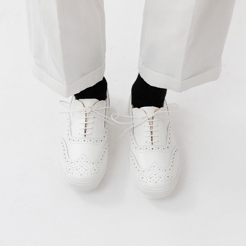 SES amis by chausser (セザミバイショセ) Medallion shoes sa-01-chausser-sg