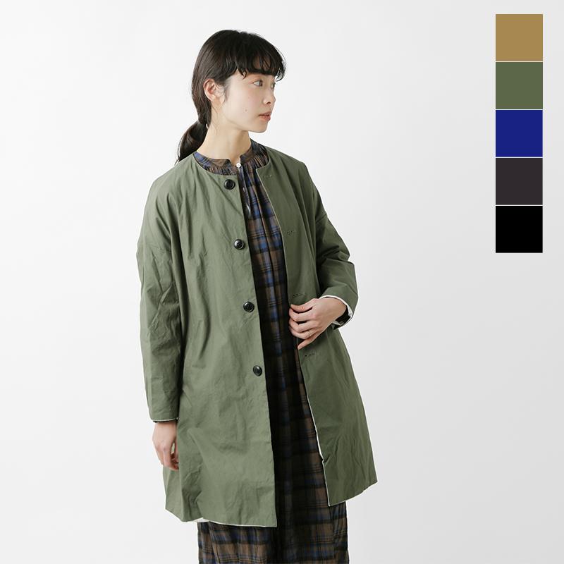 【2019ss新作】ironari(イロナリ)ノーカラーサクラコート i-19112-rf