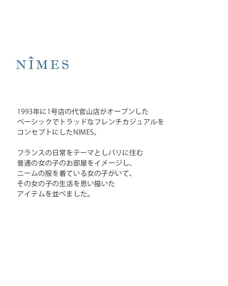3こ1 NIMES ニーム ミラクルウェーブコットンドットブラウス nfg9103051 ma3ARSj4Lq5c